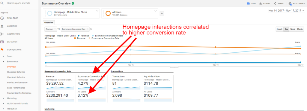 How to use custom segments in Google Analytics