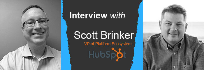 The State of Martech, an interview with Scott Brinker