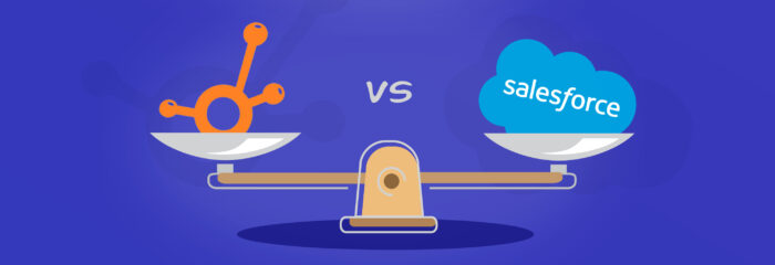 HubSpot vs. Salesforce – CRM Comparison