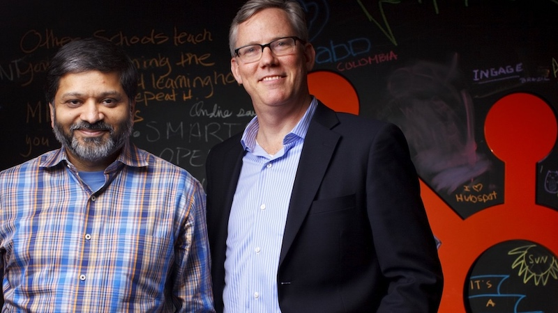 HubSpot: Dharmesh Shah and Brian Halligan